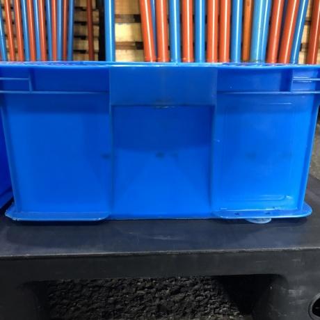 プラスチックコンテナ 10台セット M5/27-2
