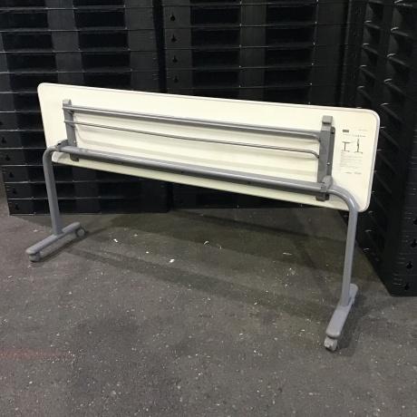 折り畳み式会議テーブル(傷あり) M9/20-1(B)