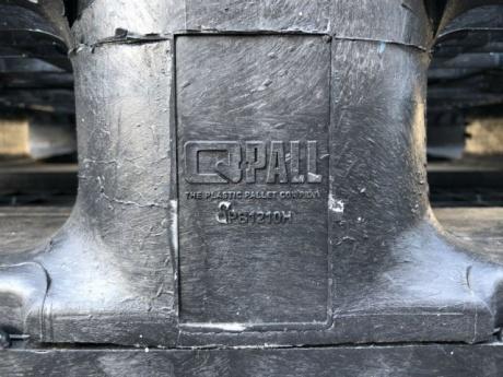 樹脂パレット M10/11-1