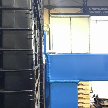 新古品 逆ネステナー N3/8-1
