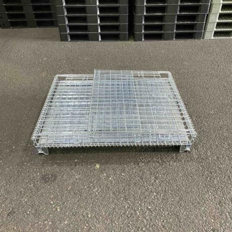 新古品 ボックスパレット 底板付 R2/5-4